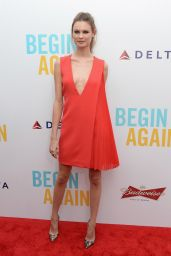 Behati Prinsloo – 'Begin Again' Premiere in New York City