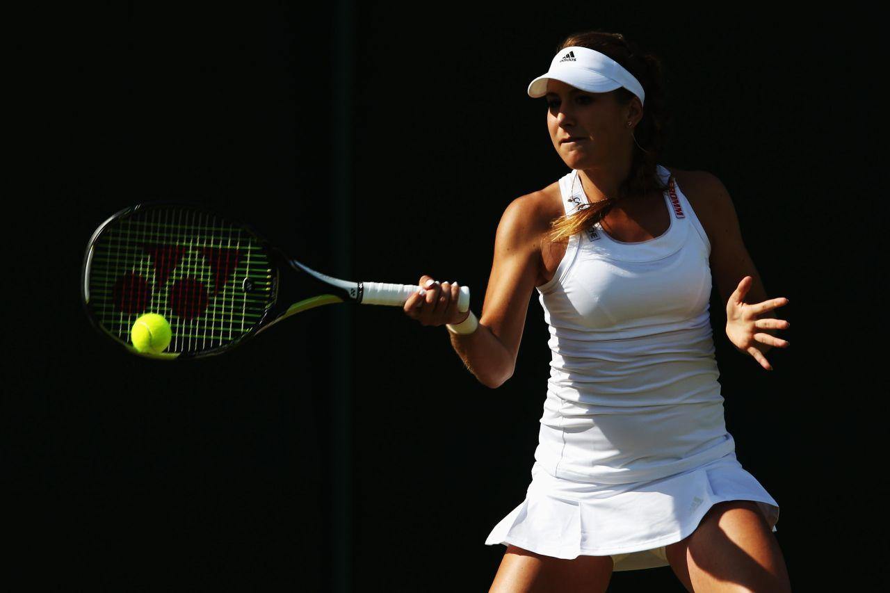 Belinda Bencic – Wimbledon Tennis Championships 2014 – 1st Round