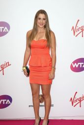 Belinda Bencic – WTA Pre-Wimbledon 2014 Party in London