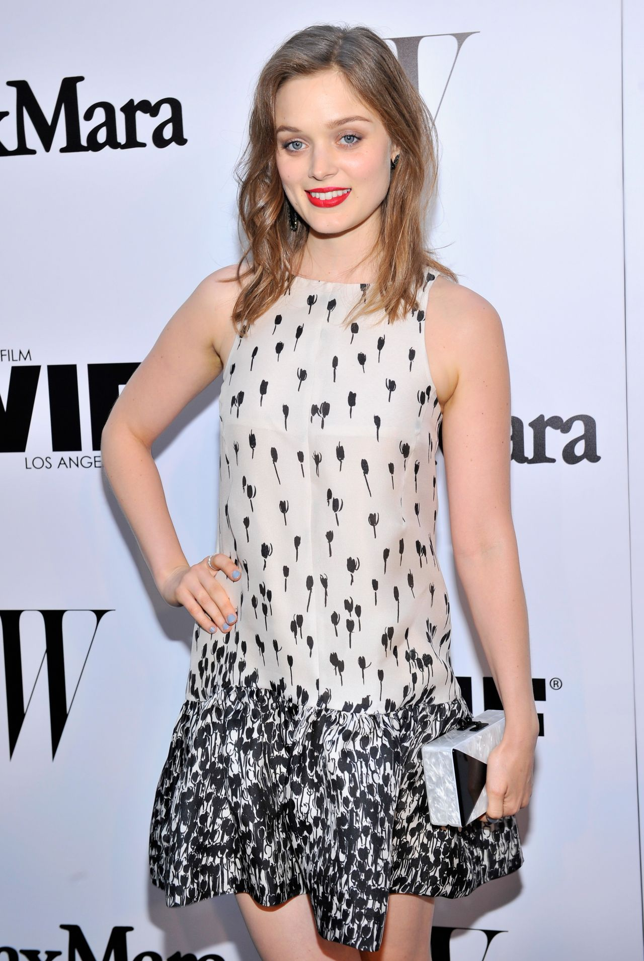 Bella Heathcote - MaxMara And W Magazine Cocktail Party in Los Angeles