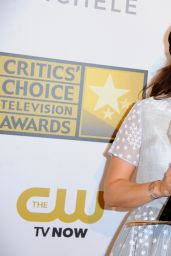 Bellamy Young – 2014 Critics Choice Television Awards in Beverly Hills