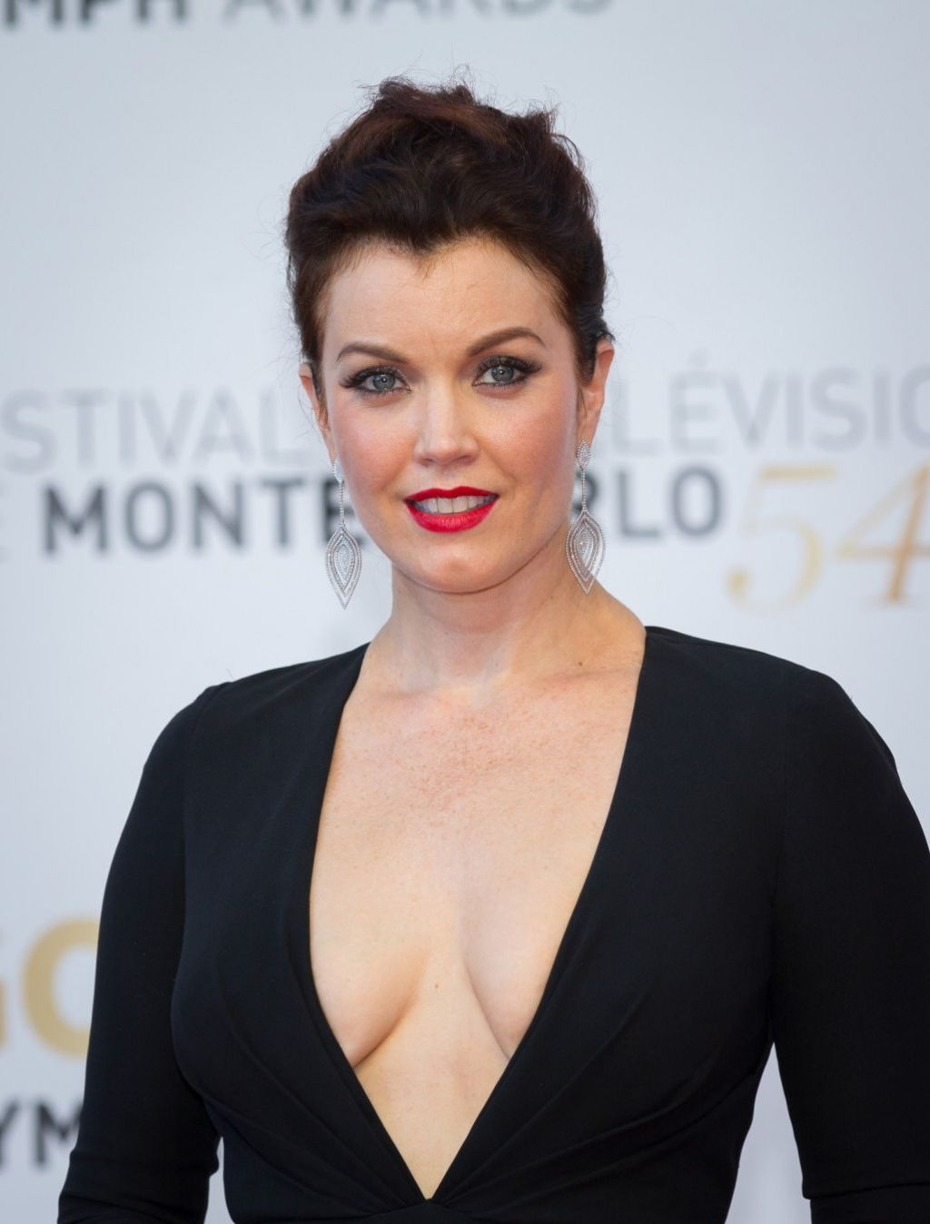 Bellamy Young  Closing Ceremony Of The 54Th Monte-Carlo -8686