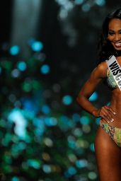 Bishara Dorre (Wisconsin) - Miss USA Preliminary Competition - June 2014