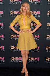 Blake Lively - 2014 CHIME FOR CHANGE Event in New York City - June 2014