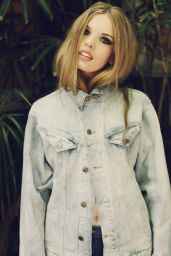 Bodhi Rose - Photoshoot for Wildfox Jeans