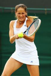 Bojana Jovanovski – Wimbledon Tennis Championships 2014 – 2nd Round