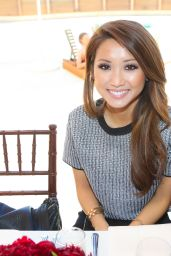 Brenda Song Attends the LA PERLA & VOGUE 2014 Swim Collection Presentation in Los Angeles