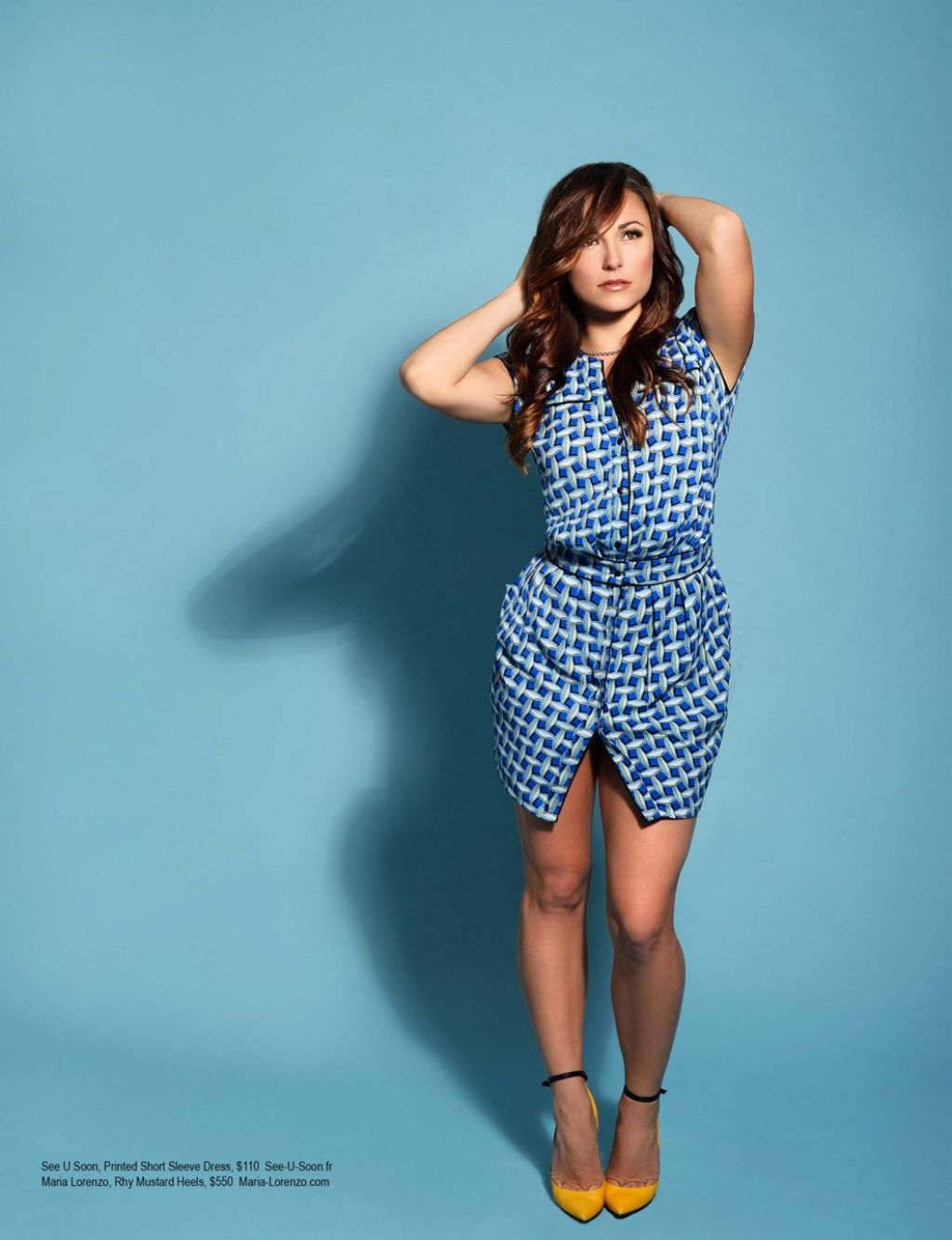 Briana Evigan Regard Magazine June 2014 Issue