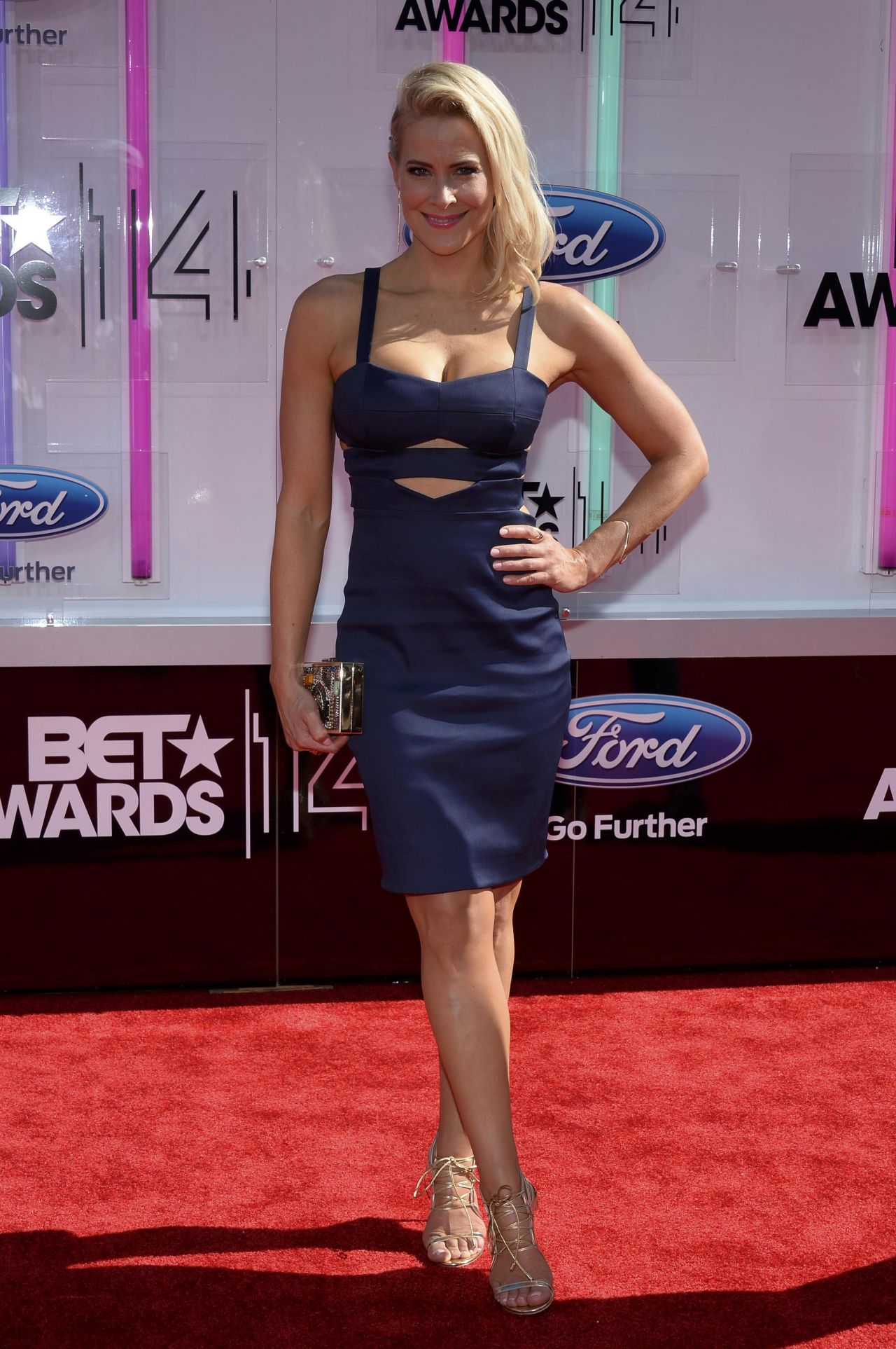 Brittany Daniel - 2014 BET Awards in Los Angeles
