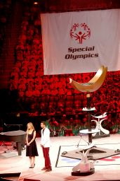 Brooklyn Decker - Special Olympics USA Games Opening Ceremony - June 2014