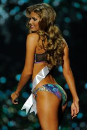 Brooklynne Young (Oklahoma) - Miss USA Preliminary Competition - June 2014