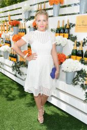 Busy Philipps at Veuve Clicquot Polo Classic in Jersey City – May 2014