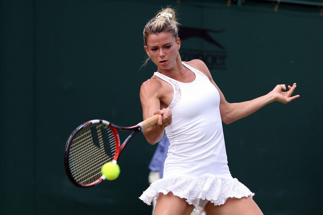 Camila Giorgi – Wimbledon Tennis Championships 2014 – 2nd Round
