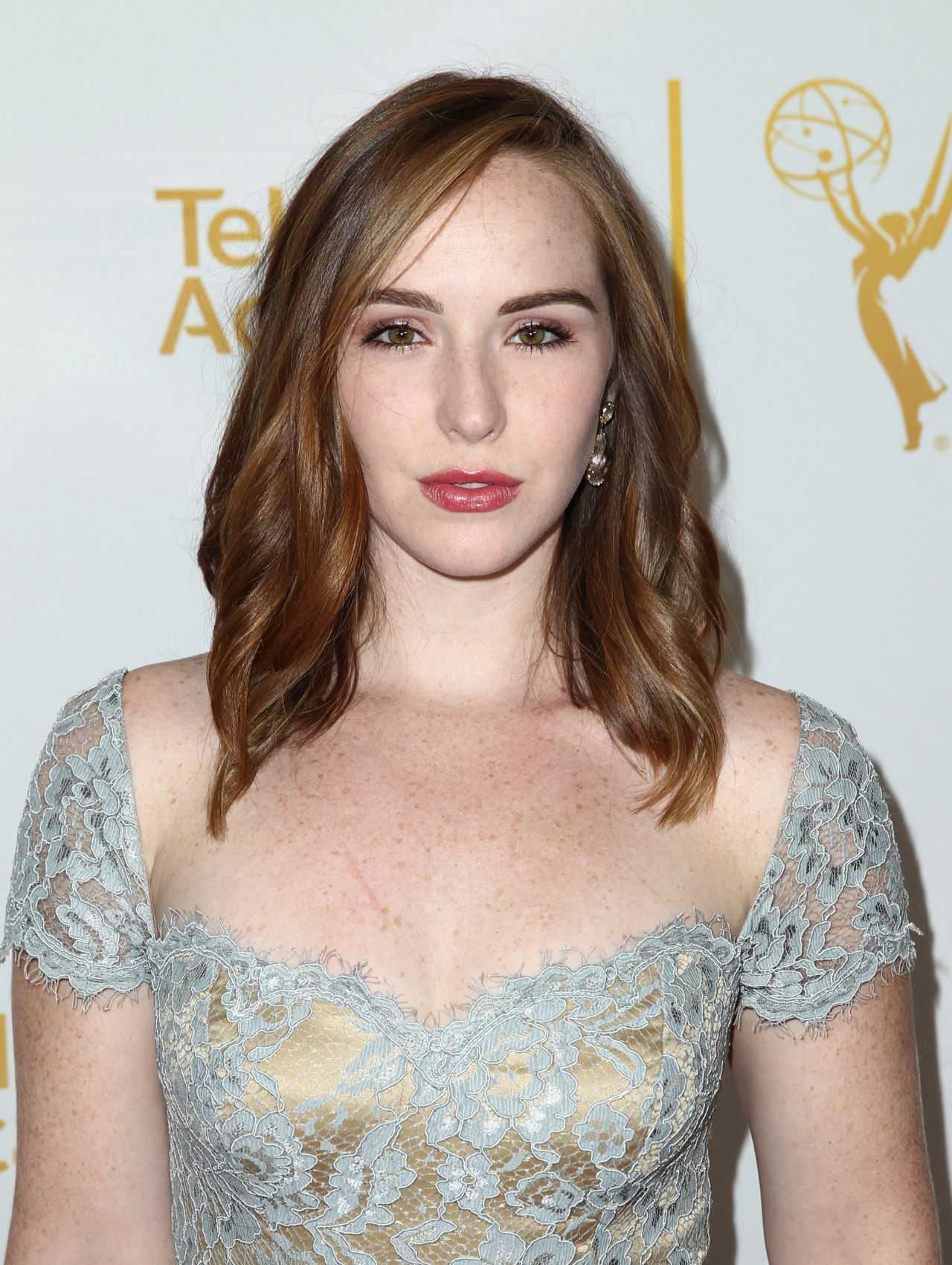 Camryn Grimes – Daytime Emmy Nominee Reception – June 2014