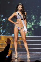 Candace Kendall (New York) - Miss USA Preliminary Competition - June 2014