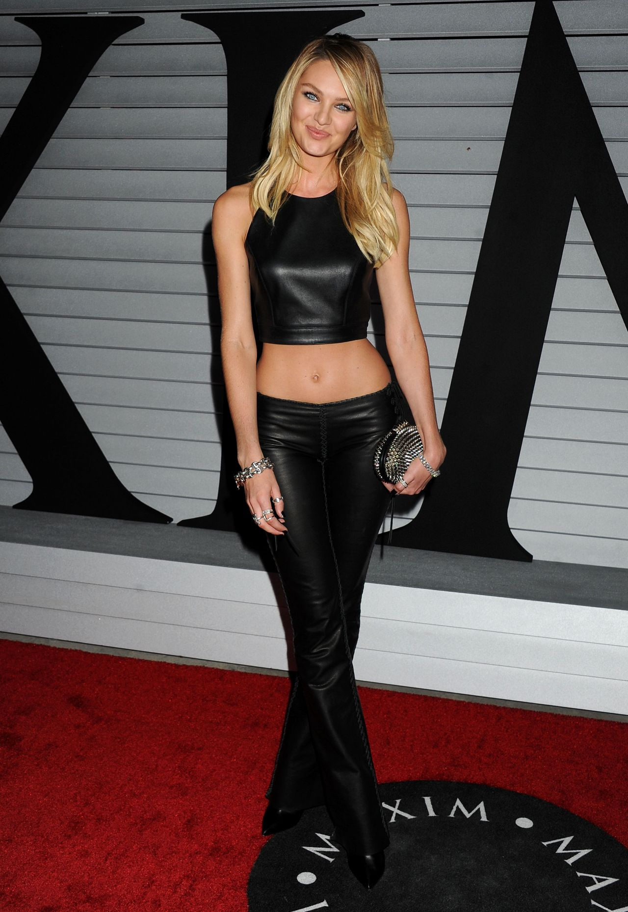 Candice Swanepoel - Maxim's Hot 100 Women of 2014 Celebration in West Hollywood