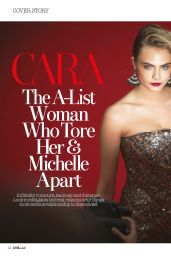 Cara Delevingne - Look Magazine (UK) June 16, 2014