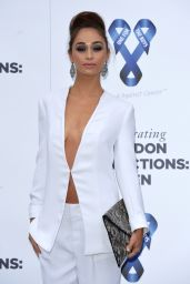 Cara Santana at One For The Boys Fashion Ball - June 2014