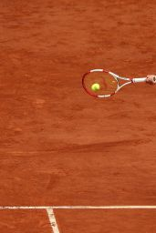 Carla Suarez Navarro – 2014 French Open at Roland Garros – Quarterfinals