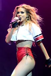 Carmen Electra Performs at The Elevate Concert Series - Avalon, Hollywood June 2014