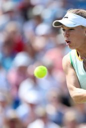 Caroline Wozniacki – Aegon International 2014 at Devonshire Park in Eastbourne – Quarterfinals