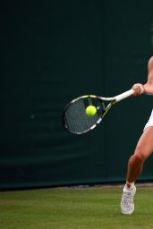 Caroline Wozniacki – Wimbledon Tennis Championships 2014 – 1st Round