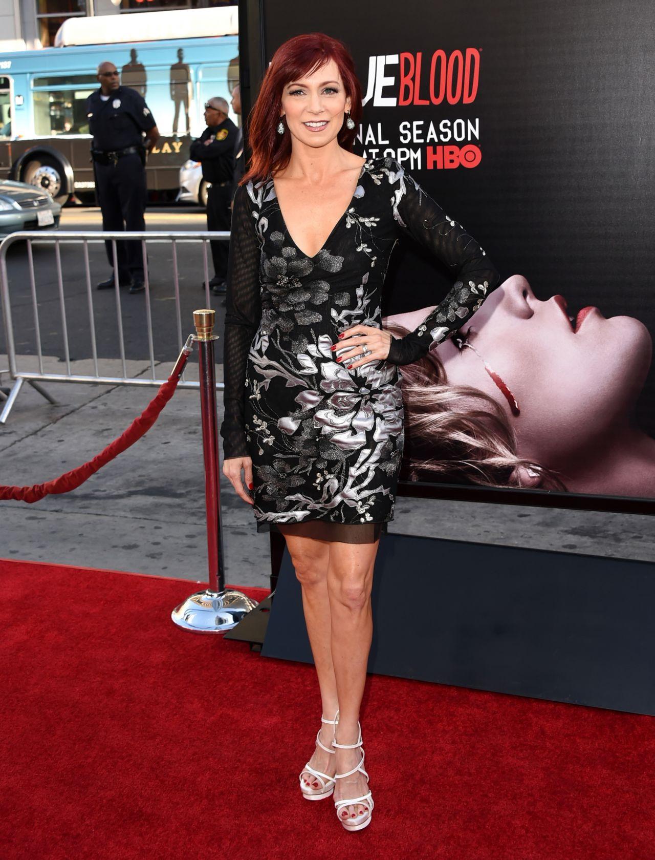 Carrie Preston True Blood Tv Series Season 7 Premiere