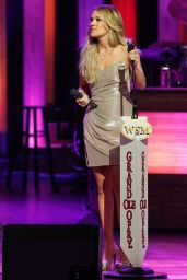 Carrie Underwood at Grand Ole Opry - June 2014