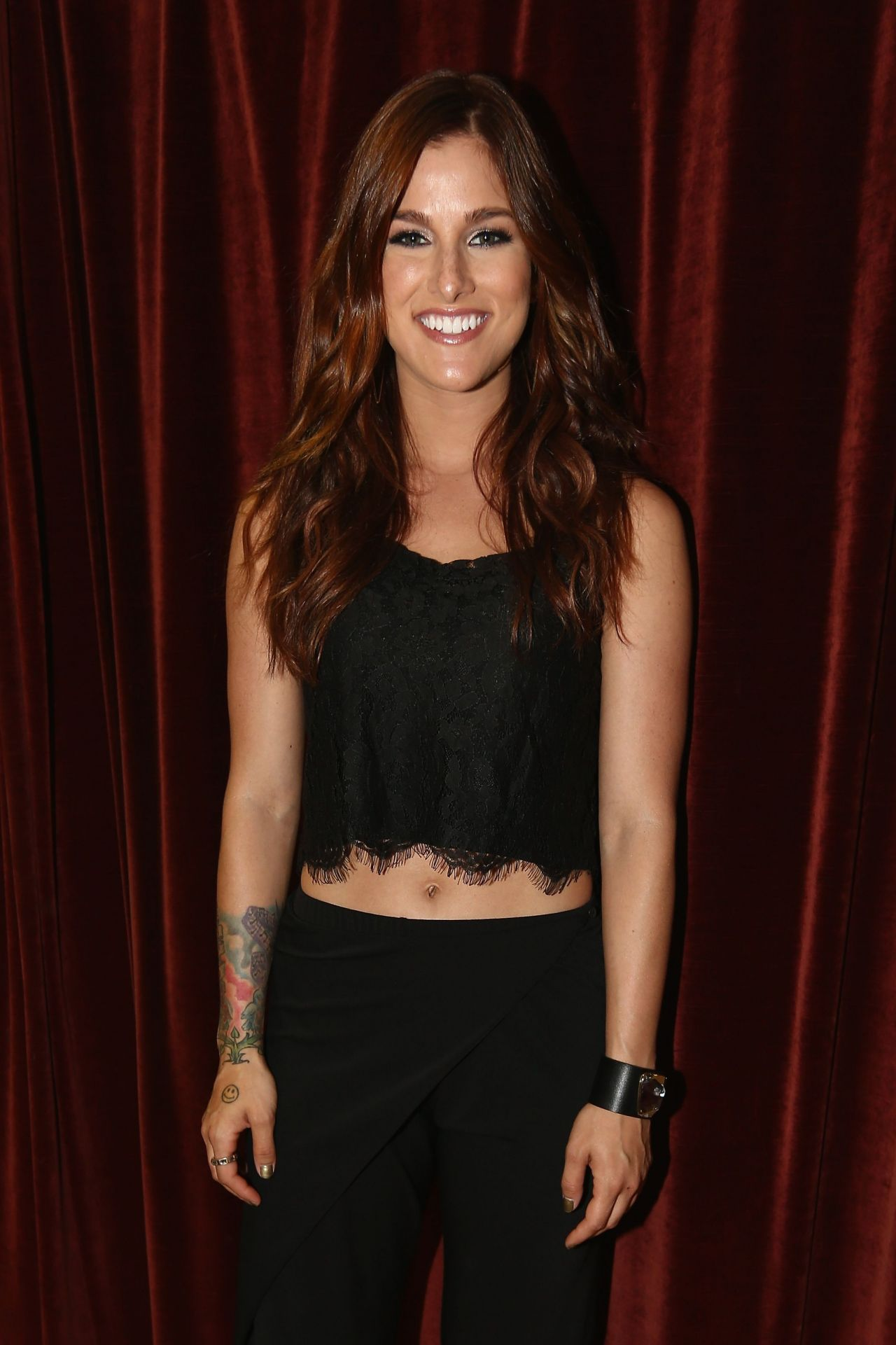 Cassadee Pope at Darius and Friends Concert in Nashville