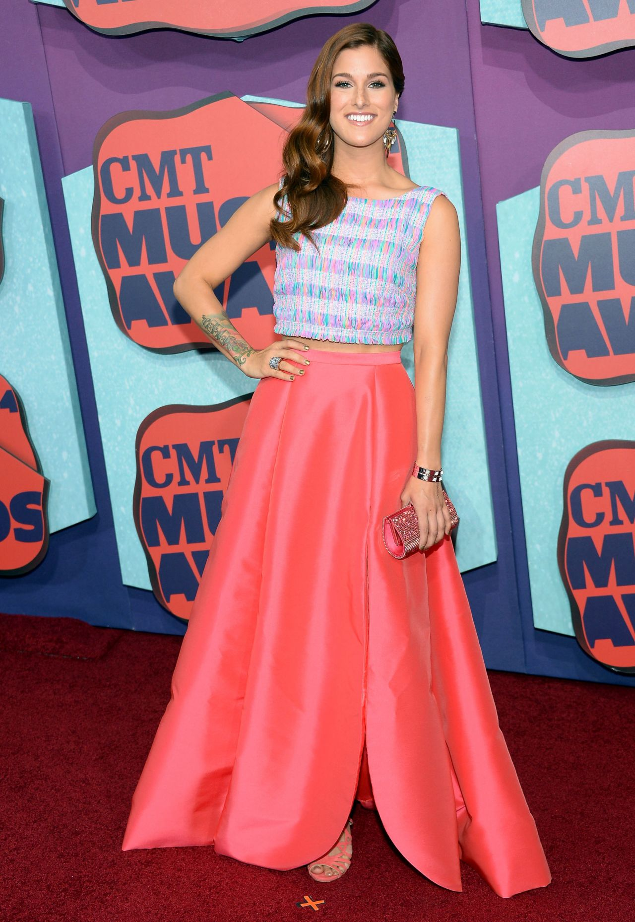 Cassadee Pope in Theia - 2014 CMT Music Awards in Nashville