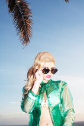 Chanel West Coast - Galore Magazine Summer 2014 Issue