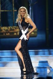 Charisse Haislop (West Virginia) - Miss USA Preliminary Competition - June 2014