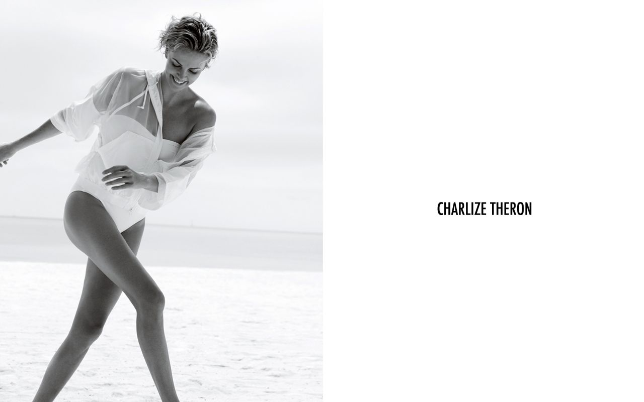 Charlize Theron Wallpapers (+7)