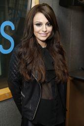 Cher Lloyd in KISS FM Studios in London - June 2014