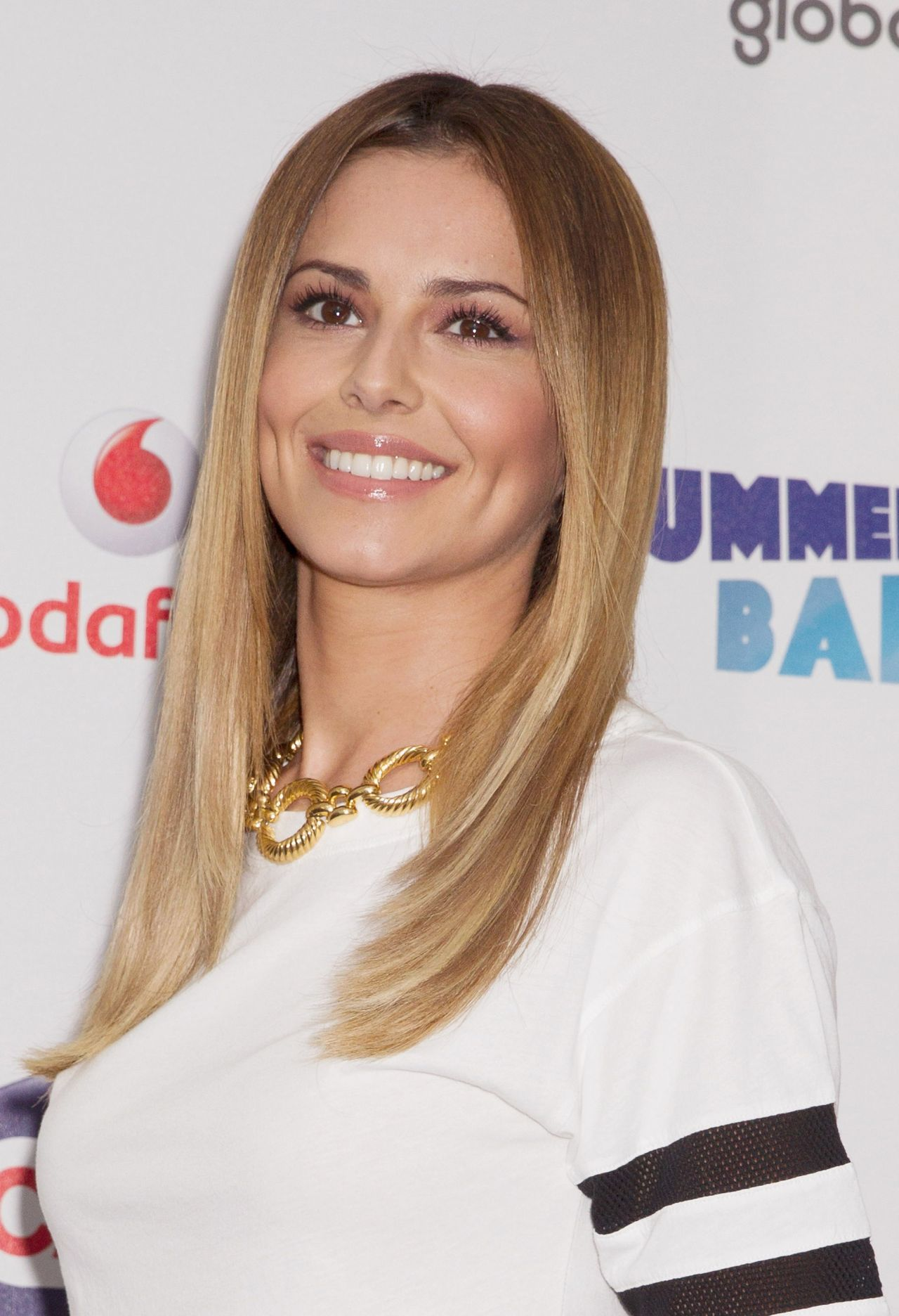 Cheryl Cole - Capital Summertime Ball at Wembley Stadium - June 2014
