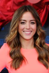 Chloe Bennet at CTV Upfront 2014 Party in Toronto