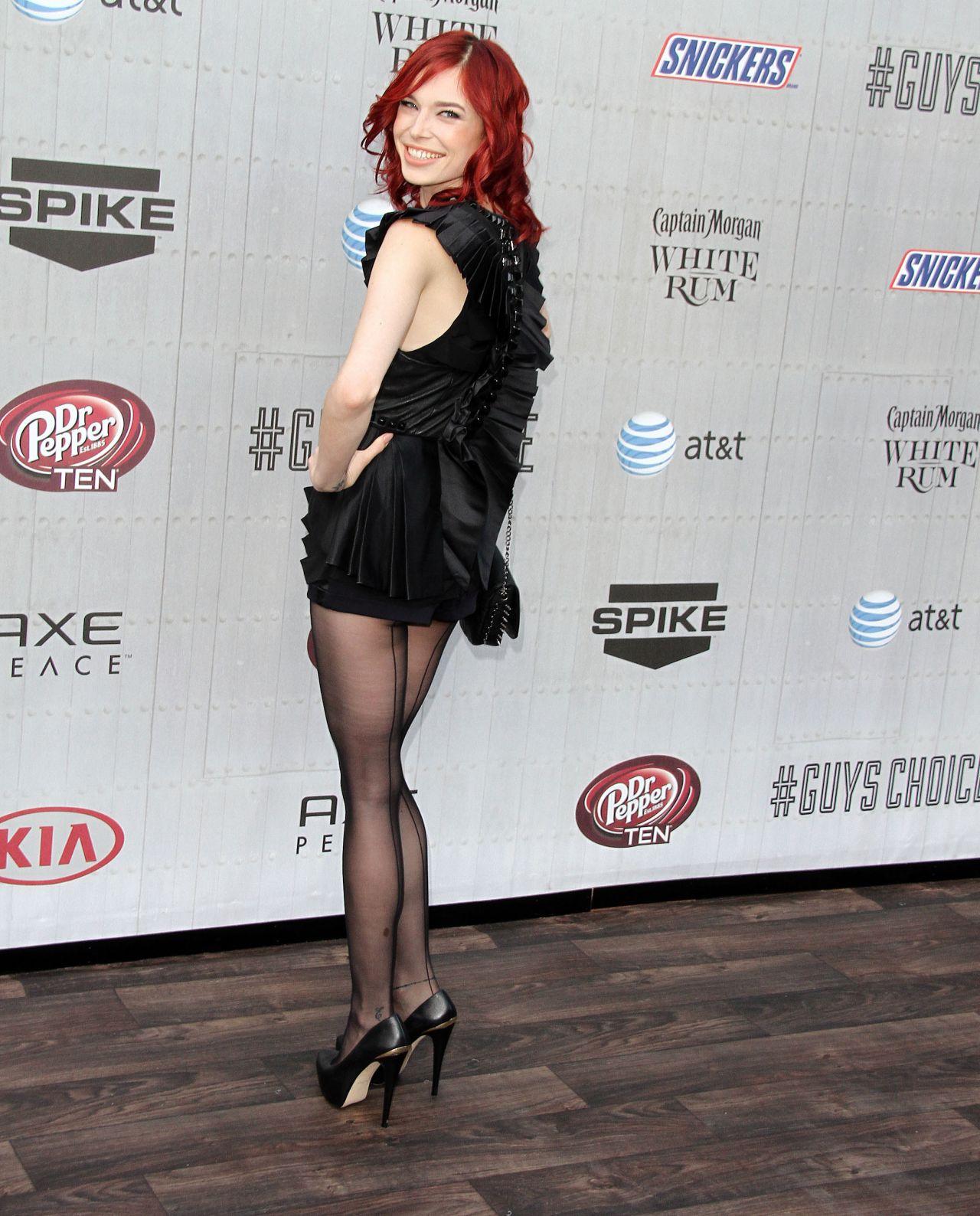 Chloe Dykstra 2014 Spike Tv S Guys Choice Awards In