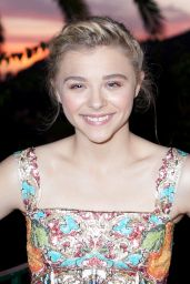 Chloe Moretz - 2014 Saturn Awards in Los Angeles