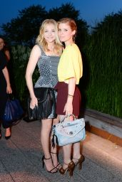 Chloe Moretz, Kate Mara and Keri Russell – 2014 Coach Summer Party in New York City