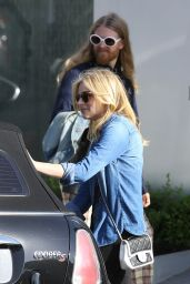 Chloe Moretz Street Style - Out in West Hollywood - June 2014