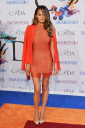 Chrissy Teigen - 2014 CFDA Fashion Awards