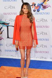 Chrissy Teigen - 2014 CFDA Fashion Awards