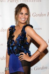 Chrissy Teigen - 2014 Gordon Parks Foundation Awards Dinner in New York City