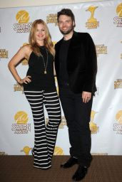 Clare Kramer - 2014 Saturn Awards in Burbank