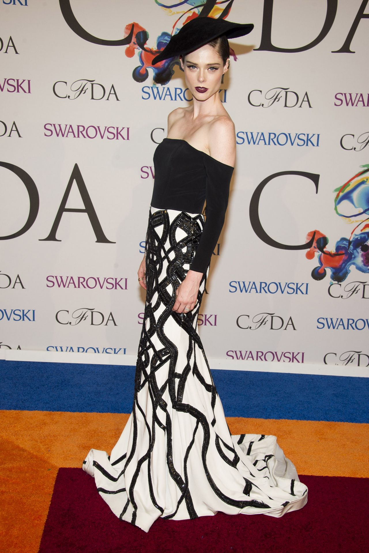 Coco Rocha - 2014 CFDA Fashion Awards