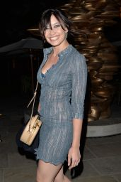 Daisy Lowe at GQ Magazine Dinner to Celebrate London Collections: Men SS15 - June 2014