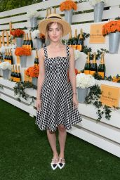 Dakota Johnson – 2014 Veuve Clicquot Polo Classic in Jersey City
