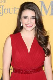 Daniela Bobadilla - Women in Film Crystal + Lucy Awards 2014