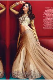 Deepika Padukone - Vogue Magazine (India) - June 2014 Issue