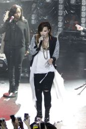 Demi Lovato Performs at KOKO in London - June 2014